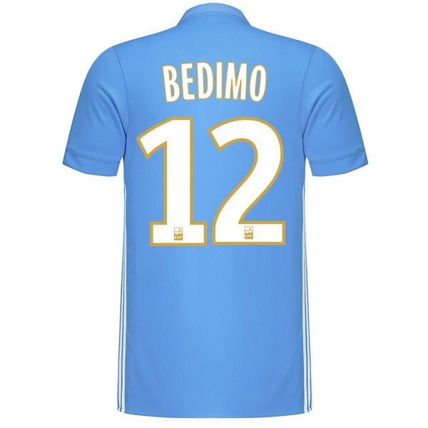 Magasin Foot adidas NO.12 Bedimo Exterieur Maillots Marseille 2017 2018 Bleu