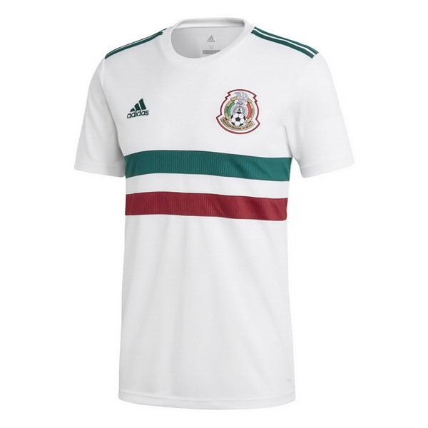 Magasin Foot adidas Exterieur Maillots Mexique 2018 Blanc