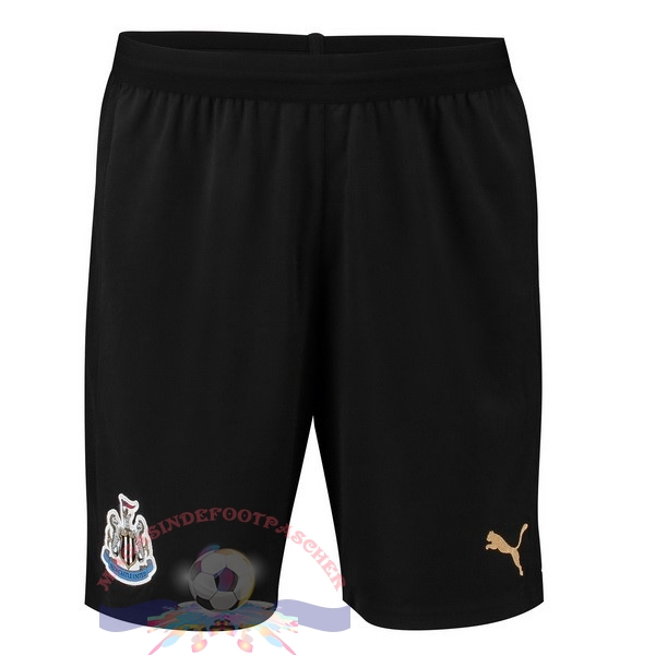 Magasin Foot PUMA Domicile Shorts Newcastle United 2018-2019 Noir
