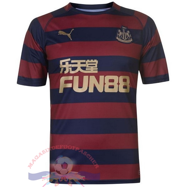 Magasin Foot PUMA Exterieur Maillots Newcastle United 2018-2019 Rouge