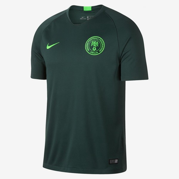 Magasin Foot Nike Exterieur Maillots Nigeria 2018 Vert