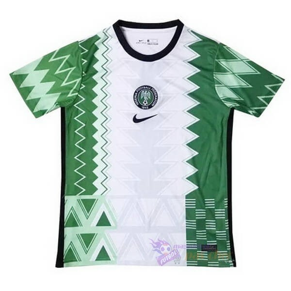 Magasin Foot Nike Domicile Maillot Nigeria 2020 Vert