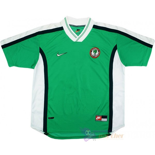 Magasin Foot Nike Domicile Maillot Nigeria Rétro 1998 Vert