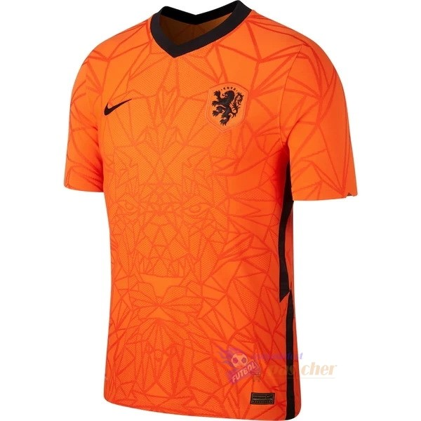Magasin Foot Nike Domicile Maillot Pays Bas 2020 Orange