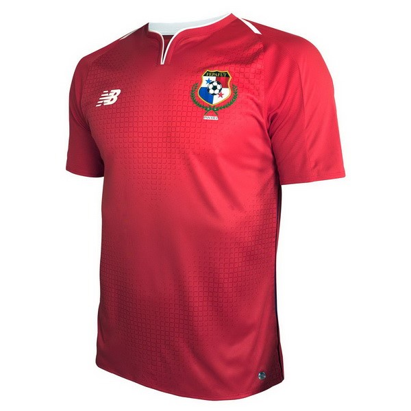 Magasin Foot New Balance Domicile Maillots Panama 2018 Rouge