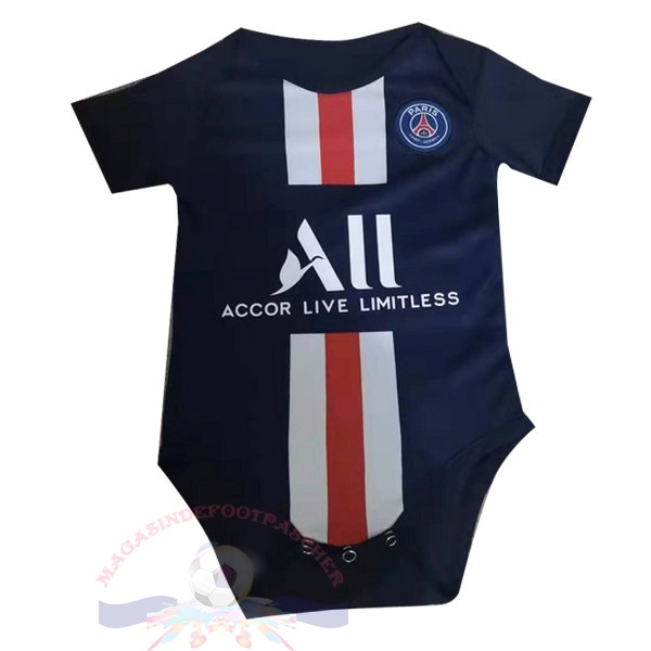 Magasin Foot Nike Domicile Onesies Enfant Paris Saint Germain 2019 2020 Bleu