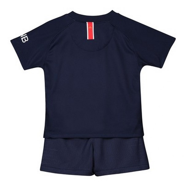Magasin Foot Nike Domicile Ensemble Enfant Paris Saint Germain 2018 2019 Bleu