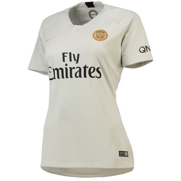 Magasin Foot Nike Exterieur Maillots Femme Paris Saint Germain 2018 2019 Blanc