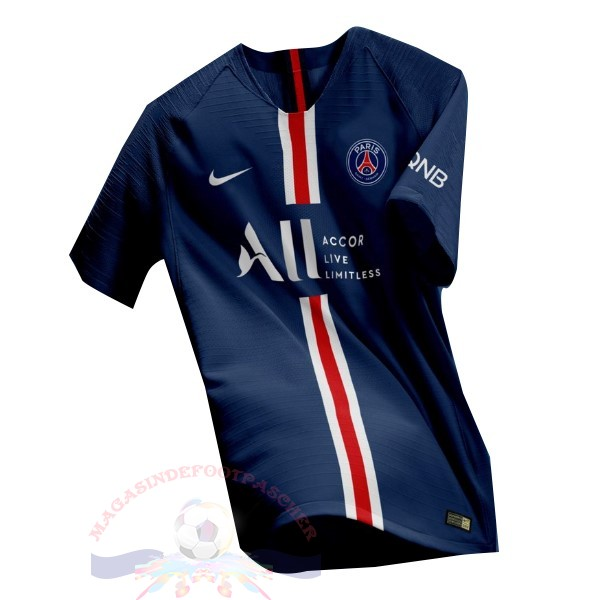Magasin Foot Nike Concept DomiChili Maillot Paris Saint Germain 2019 2020 Bleu