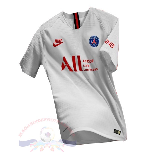 Magasin Foot Nike Concept Maillot Paris Saint Germain 2019 2020 Blanc