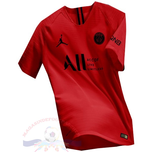 Magasin Foot Nike Concept Maillot Paris Saint Germain 2019 2020 Rouge
