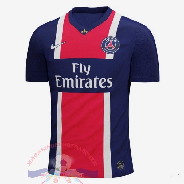 Magasin Foot Nike NFL Maillots Paris Saint Germain 19-20 Bleu