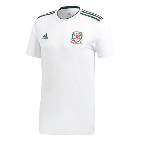Magasin Foot adidas Exterieur Maillots Pays de Galles 2018 Blanc