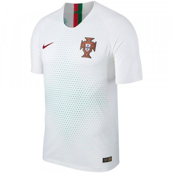 Magasin Foot Nike Exterieur Maillots Portugal 2018 Blanc