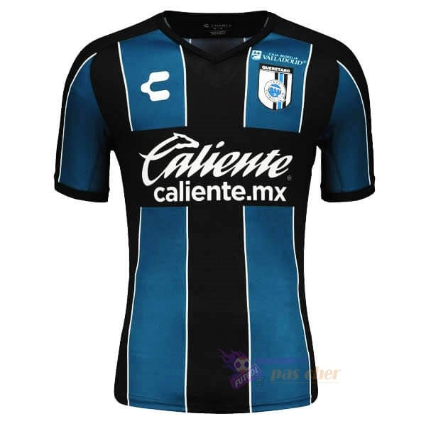 Magasin Foot Tenis Charly Domicile Maillot Querétaro 2020 2021 Bleu