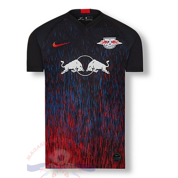 Magasin Foot Nike Third Maillot Leipzig 2019 2020 Bleu Rouge