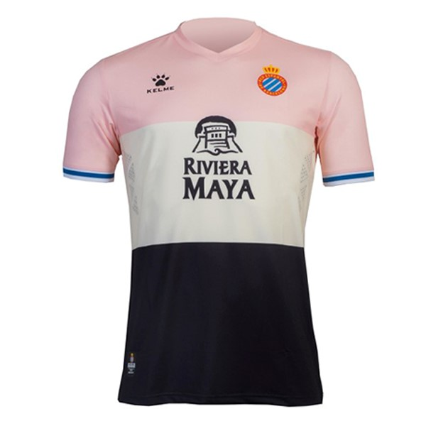 Magasin Foot Kelme Third Maillot RCD Espanyol 2019 2020 Rose