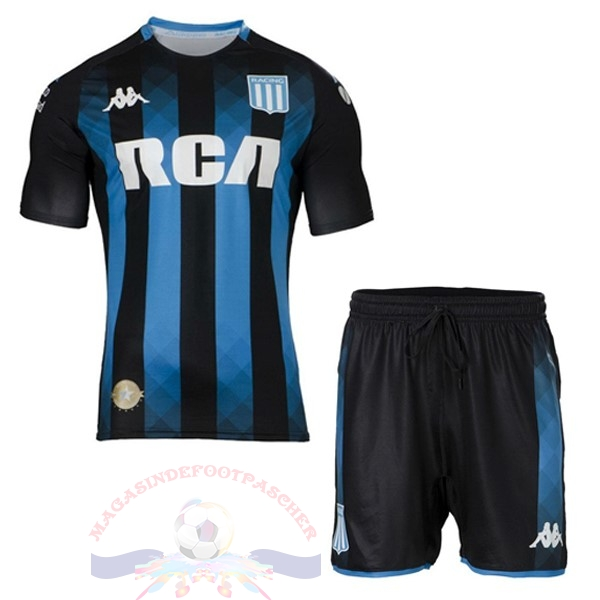 Magasin Foot Kappa Exterieur Ensemble Enfant Racing Club 2019 2020 Noir