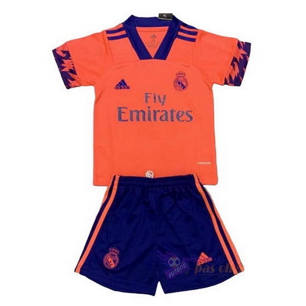 Magasin Foot adidas Concept Conjunto De Enfant Real Madrid 2020 2021 Orange