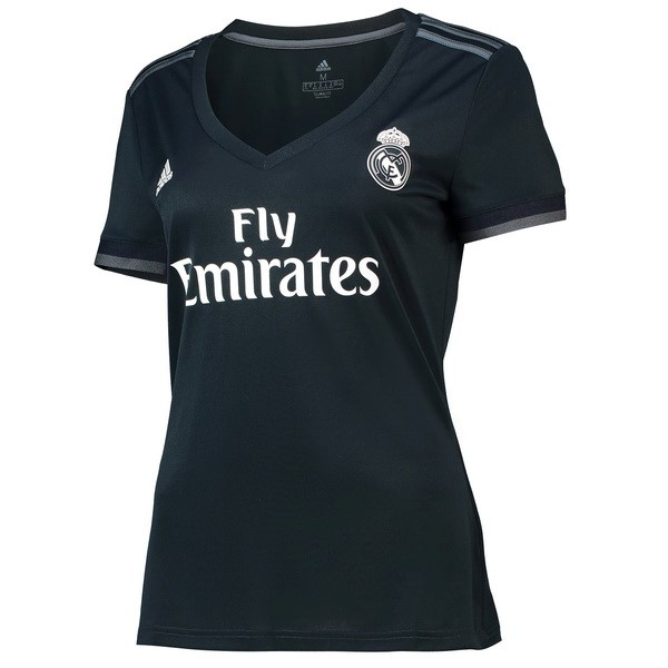 Magasin Foot adidas Exterieur Maillots Femme Real Madrid 2018 2019 Noir
