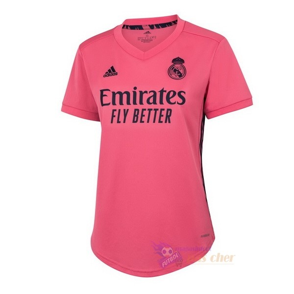 Magasin Foot adidas Exterieur Maillot Femme Real Madrid 2020 2021 Rose