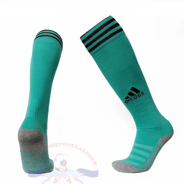 Magasin Foot adidas Third Chaussette Femme Real Madrid 2019 2020 Vert