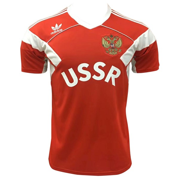 Magasin Foot adidas Édition commémorative Maillots Russie 2018 Rouge