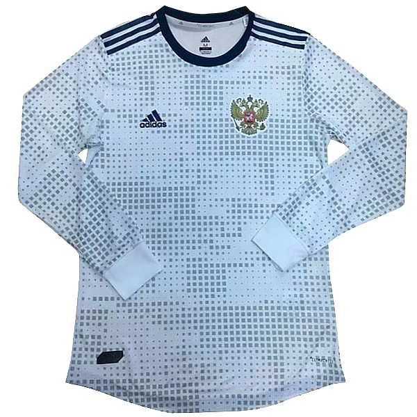 Magasin Foot adidas Exterieur Manches Longues Russie 2018 Blanc