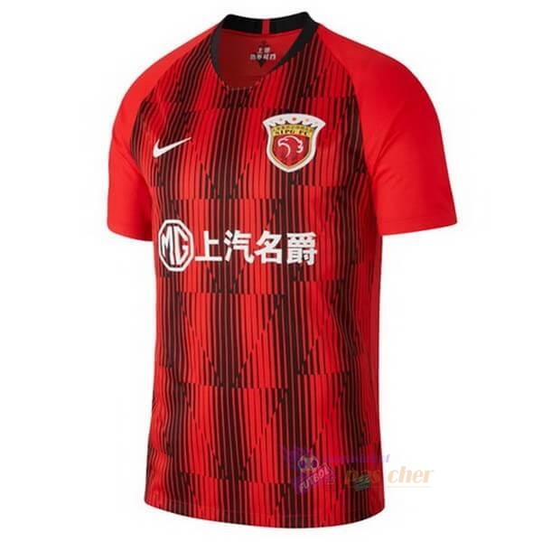 Magasin Foot Nike Domicile Maillot SIPG 2020 2021 Rouge