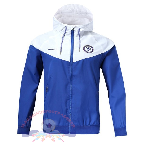 Magasin Foot Nike Coupe Vent Chelsea 2018-2019 Bleu