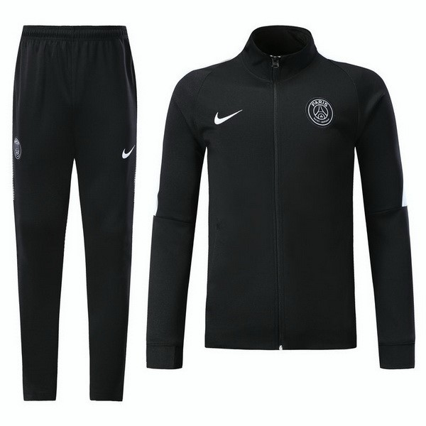 Magasin Foot Nike Survêtements Enfant Paris Saint Germain 2017 2018 Noir