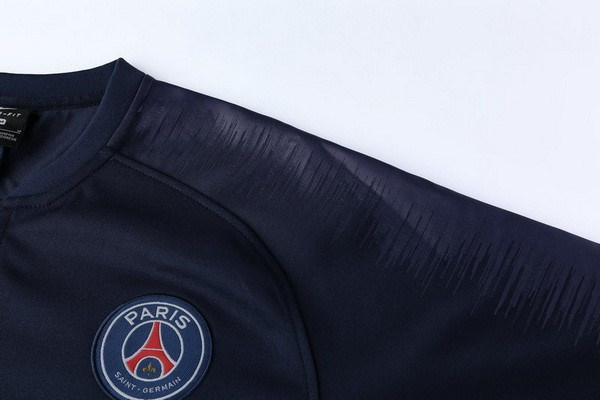 Magasin Foot Nike Survêtements Paris Saint Germain 2018 2019 Bleu Marine