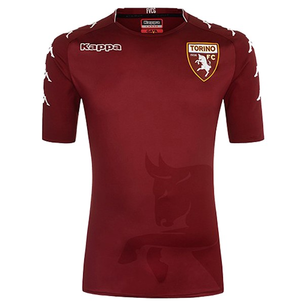 Magasin Foot Kappa Domicile Maillots Torino 2017 2018 Rouge