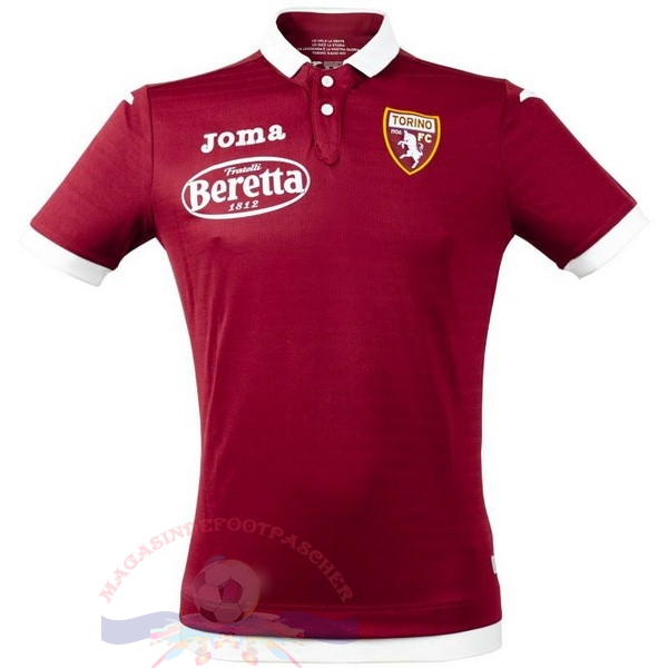 Magasin Foot Joma Domicile Maillot Torino 2019 2020 Rouge