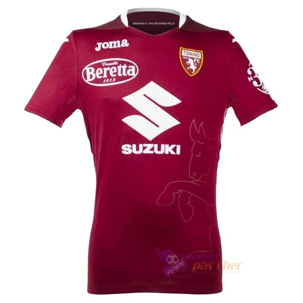 Magasin Foot Joma Domicile Maillot Torino 2020 2021 Rouge