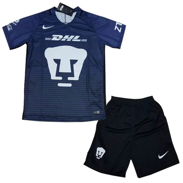 Magasin Foot Nike Third Ensemble Enfant UNAM Pumas 2017 2018 Bleu