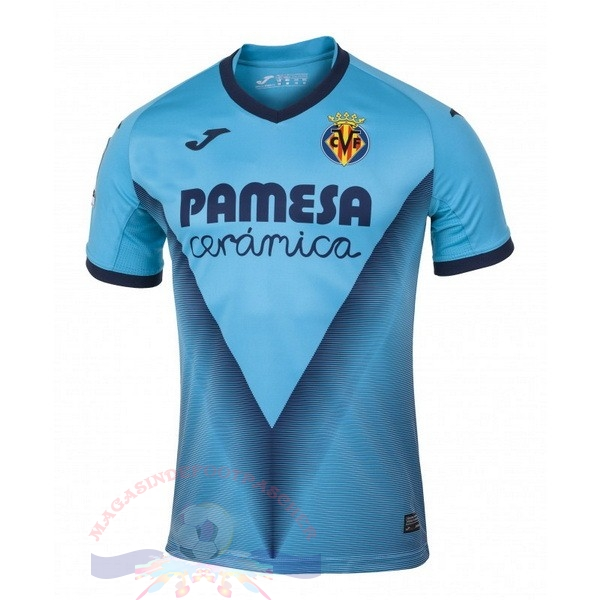 Magasin Foot Joma Third Maillot Villarreal 2019 2020 Bleu
