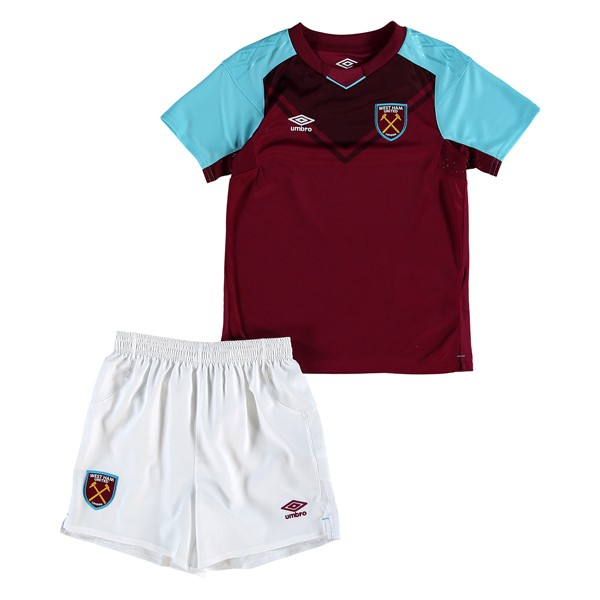 Magasin Foot umbro Domicile Ensemble Enfant West Ham United 2017 2018 Bordeaux