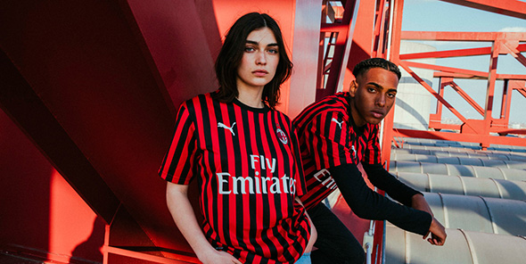 Magasin Foot AC Milan